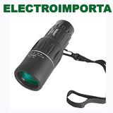Monocular 16x52 Doble Zoom Largo Alcance - Electroimporta -