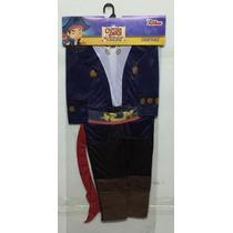 Disfraz Capitan Jake Y Los Piratas Clt 2150 2151 2152