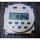 Temporizador Digital Programable 12 Volt Dc