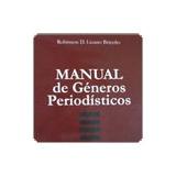 Manual De Géneros Periodísticos - Ucab (nuevo)