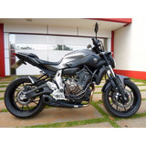 Escape Full Willy Made Yamaha Mt-07 2x1