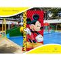 Toallón Infantil Playero 100% Algodón Disney Piñata