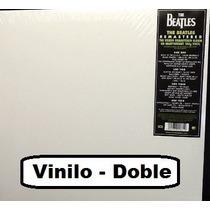 Vinilo Doble The Beatles - White Album - Nuevo Original.-.