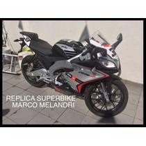 Motocicleta Aprilia Rs4, Edicion Limitada Marco Melandri