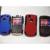 Forro Doble Microperforados Blackberry 9360/9350/930