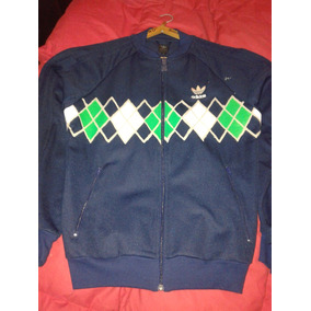 Campera Buzo Adidas Originals Rombos Unica Coleccion T: M