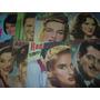 Lote 50 Antiguas Tapas Revista Radiolandia Vintage Clipping