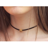 Colar Choker Blogueira Thassia Naves