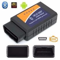 Escáner Automotriz Universal Bluetooth Elm327 V2.2 Obd2