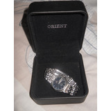 Reloj Orient Crystal Automatico De Caballero