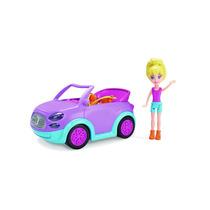 Polly Pocket Melhor Carro De Todos Bcy59 - Mattel