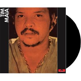 Lp Disco De Vinil Tim Maia 1970 Novo 180g Lacrado Frete Ok