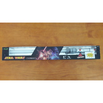 Espada Jedi Sabre 73cm Com Luz Azul E Som + Pilhas