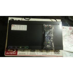 Bluray Lg Bp 120 Cable Hpmi Incluido Nuevo Tienda Fisic