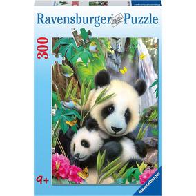 Ravensburger Xxl 300 Pcs Panda Dragon 2 Mod Puzzle Educando