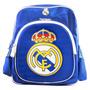 Mochila Escolar Infantil 3d Logo Real Madrid - Maccabi Art