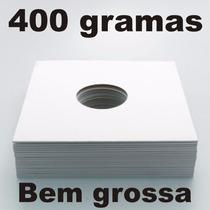 Capa Para Disco Devinil Lp Djs 12 400gramas 10 Unid,+brindes