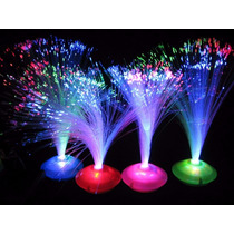 Centros De Mesa Luminoso Fistas 15 Fibra Optica S/pilas X10