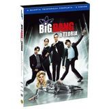 Box - The Big Bang Theory - 4º Temporada - Lacrado