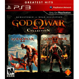 Juego God Of War® Collection Ps3 Nuevo Y Sellado