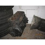 Venta De Motor 3/4 Y Caja Sincronica De Fiat Coleccion 1100