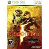 Juego Resident Evil 5 Xbox 360 Fisico Sellado