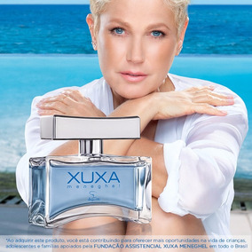 Perfume Colônia Jequiti Xuxa Meneghel 75ml. Em Estoque!