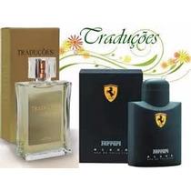 Perfume Ferrari Black