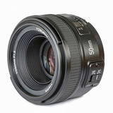 Lente Yongnuo 50mm Para Nikon Envio Gratis