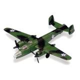 B25 Michell Avión Bombardero Miniatura Maisto Diecast