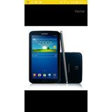 Tablet Samsung Tab 3 8gb C/3g T211 Preto Novo!!!