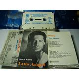 Luis Angel Amar A Muerte 1986 Argentina Cassette
