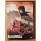 Scarecrow Gone Wild Movie Import Dvd Terror Ken Shamrock