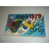 Patoruzu Libro De Oro 1979.