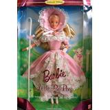 Barbie Como Little Bo Peep Para Niños Edición Coleccionista