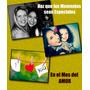 Mini Postales, Fotos Como Recuerdos Con Imán Para Nevera