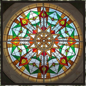 Vitrales Diseños Unicos. Vidrio.vidriera. Ventana.puerta
