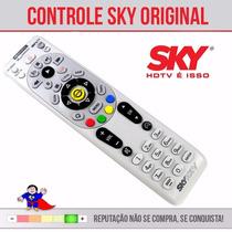 02 Controle Remoto P/ Sky Hdtv Hd Ou Directv Universal