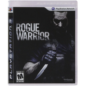 Rogue Warrior - Ps3 - Mídia Física - Lacrado - Nota Fiscal