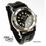 Free Watch Submarine 5atm - Swiss Brand Watch