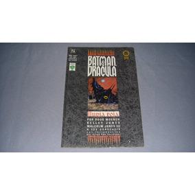 Comic Batman Y Dracula Lluvia Roja *en Español*