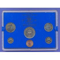Suecia 5,10,25,50 Ore Y 1,5 Kronor 1982 * Mint *