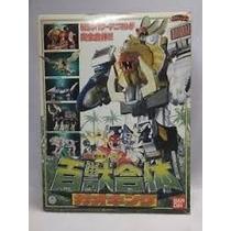 Power Rangers - Força Animal - Megazord - Bandai