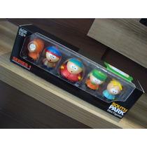 Kit Com 5 Bonecos South Park Na Caixa Original