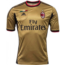Playera Jersey Tercero 13/14 Acm Milan Hombre Adidas G89885