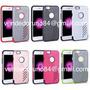 Forro Anti Impactos Iphone 4/ 4s, Case Anti Golpes, (cod 43)