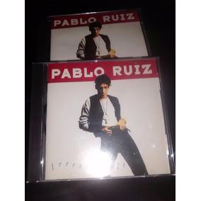 Pablo Ruiz Irresistible Cd Nuevo Pablito Ruiz