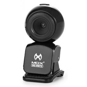 Webcam Usb Com Microfone Destacável 1.3 Mp Plug Play