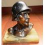 Estatua Militar Adorno De Colección