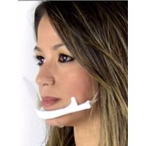 Máscara Higiênica Protetora Salivar Antiembaçante